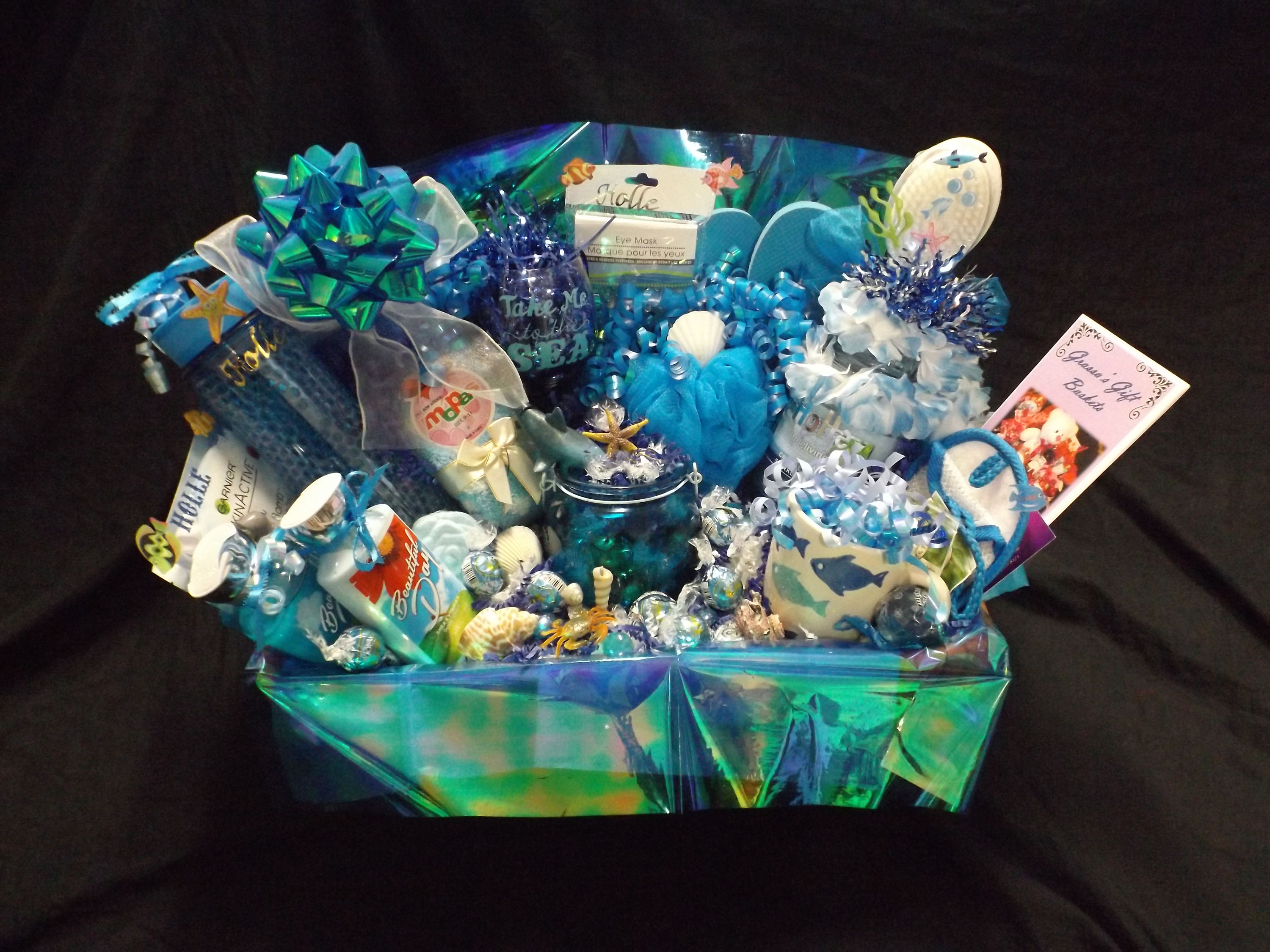 Baby Gift Basket Florida : Grassa s gifts gift baskets in st cloud florida for